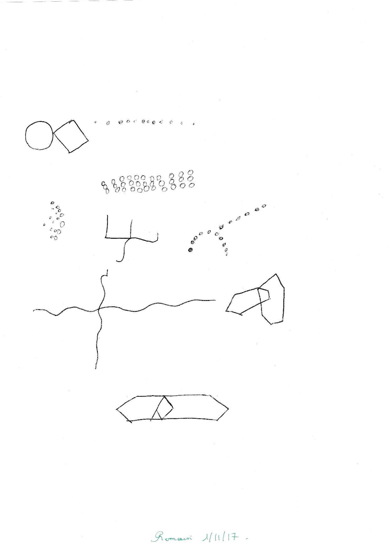 2ème dessin de ABG Test de Romain