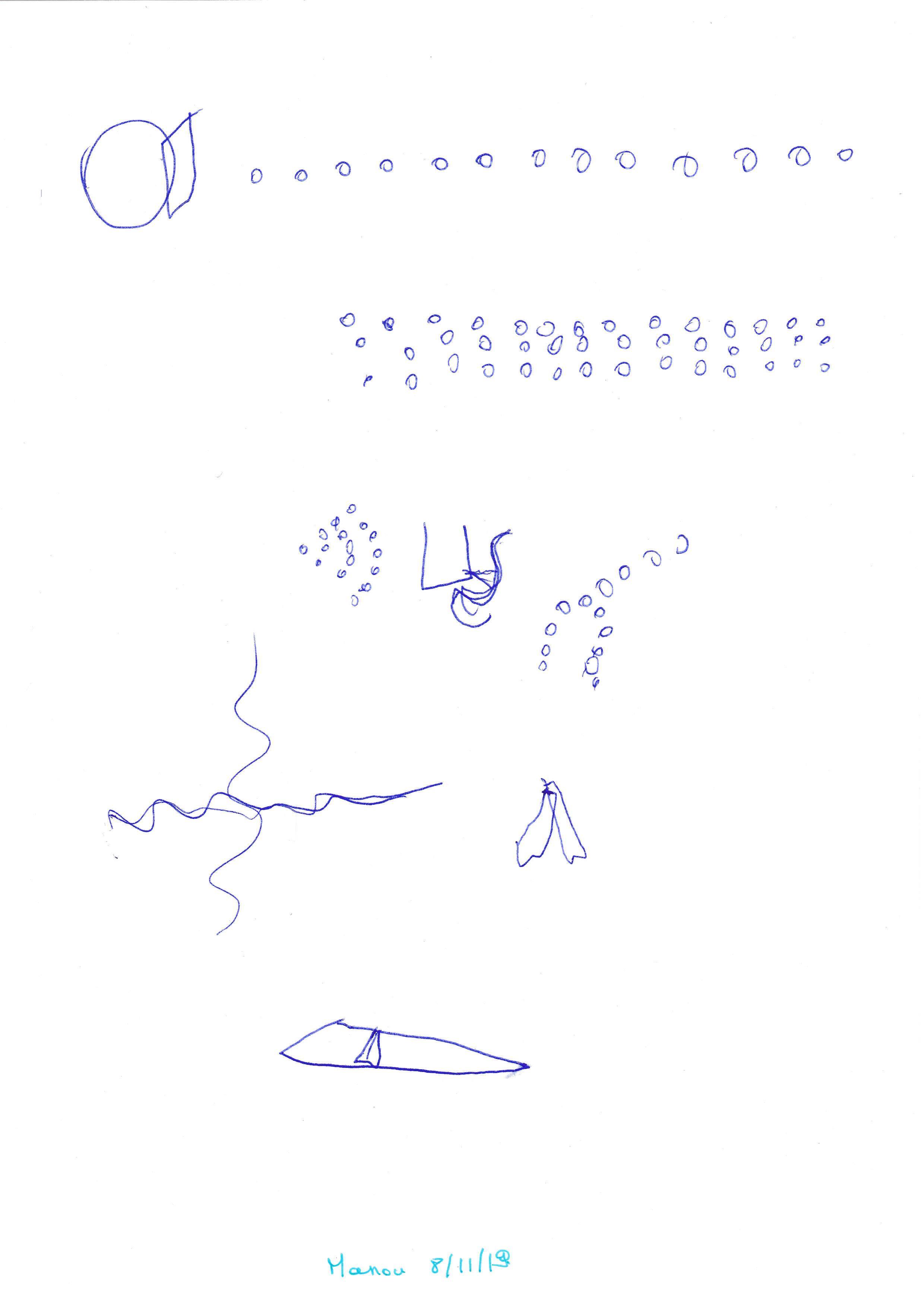 2ème dessin ABG Test de Manon