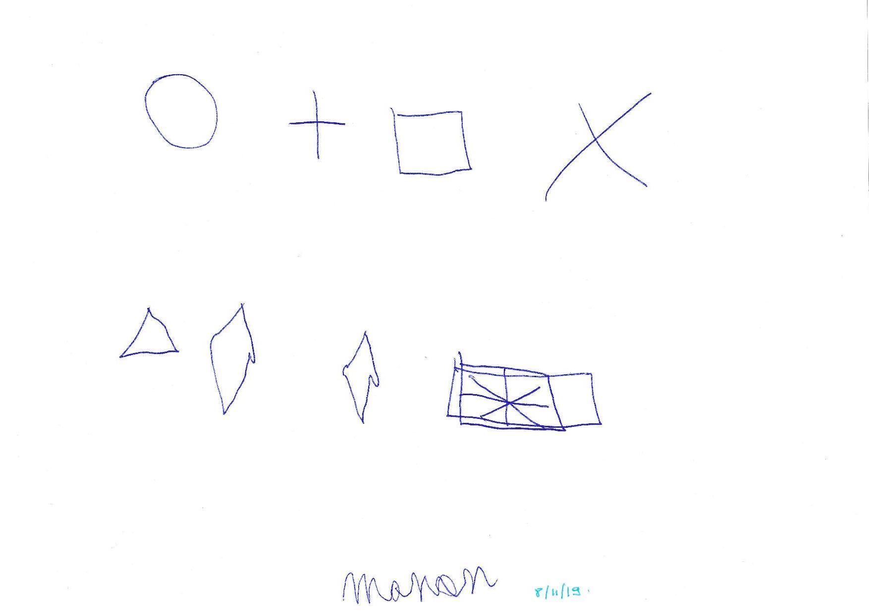 2ème dessin Tansley de Manon